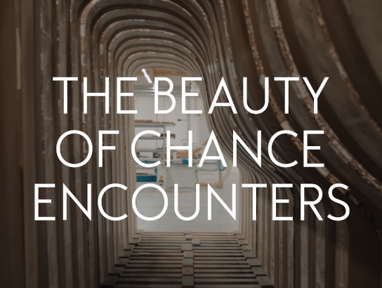 The Beauty of Chance Encounters: the new Fazioli web serie